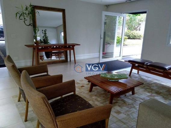 Apartamento Residencial Totalmente Reformado À Venda, Moema, São Paulo. - Ap2377