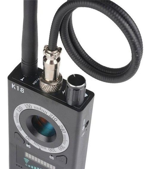 Detector De Sinal Rf Vassourinha Rastreador Gps E Camera K18