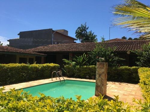 Chácara Residencial À Venda, Recanto Dos Dourados, Campinas. - Ch00098 - 34666755