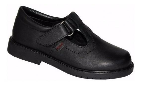 Zapato Guillermina Colegial Marcel N° 27 Al 41 Mundo Ukelele