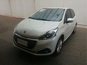 Peugeot 208 Active Pack 1.2 Bvm 2017 Branco Flex
