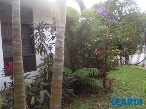 Imagem 1 de 15 de Casa Térrea - Alto De Pinheiros - Sp - 215753