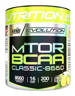 Aminocidos Bcaa Mtor Classic 200 Gr Star Nutrition