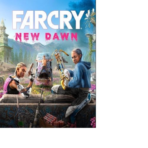 Far Cry New Dawn Deluxe Edition-pc-dvd(midia Fisica)