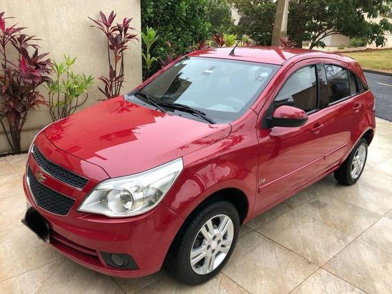 Chevrolet Agile 1.4 Ltz - 2011