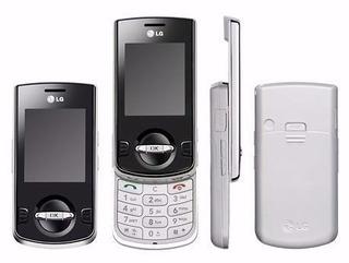 Celular Lg Kf240 Novo Na Caixa (apenas P/ Vivo)