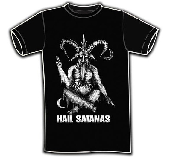 Playera Hail Distribuidor Macabra Merch