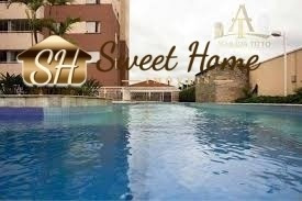 Apartamento Reserva Akauam - 78 M² - 03 Dorms 01 Suíte - Sh1266