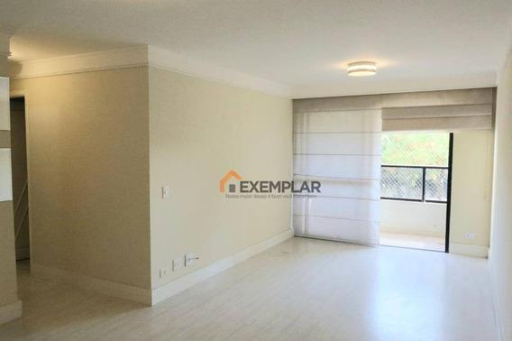 Apartamento Com 3 Dormitórios Para Alugar, 105 M² Por R$ 2.000,00/mês - Lauzane Paulista - São Paulo/sp - Ap1249