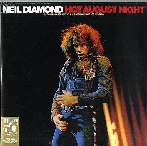 Neil Diamond Hot August Night Vinilo Nuevo Musicovinyl