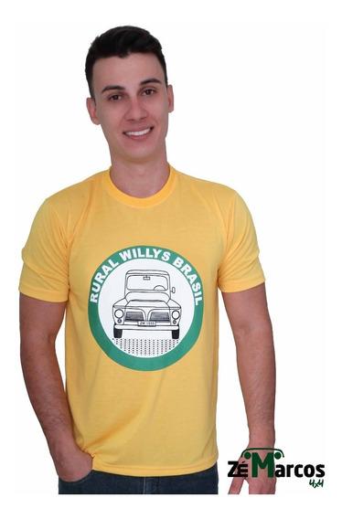 Camisa Masculina Rural Willys