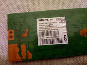 Philips 46 Pfl 3008d/78 Placa Da Fonte