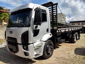 Ford Cargo 2428 Truck 2012 Carroceria