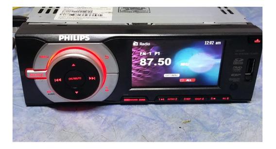 Dvd Automotivo Philips Usb Sd , Nao Sony, Pioneer
