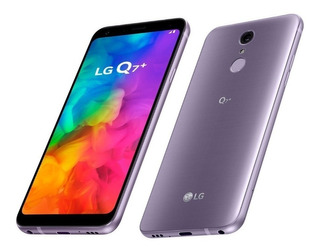 LG Q Series Q7 + ( Plus )64 Gb Lavender Violet 4 Gb Ram