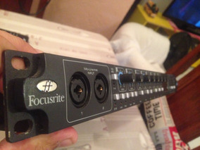 Octopre Focusrite Ou Troco Em Interface De Audio !