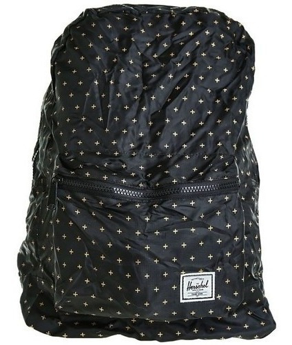 Mochila Herschel Packable Daypack Black - 17381244