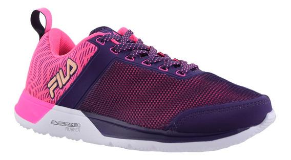 Zapatillas Fila Fxt Cross 53 Mujer
