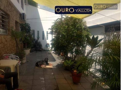 Casa Com 3 Dormitórios À Venda, 202 M² Por R$ 990.000,00 - Parque Da Mooca - São Paulo/sp - Ca0329