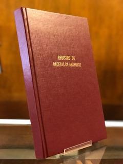 Libro Recetario De Anteojos 400 Paginas.