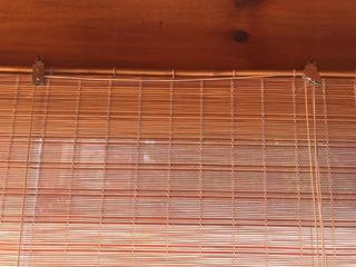 Cortina Enrollable De Bamboo