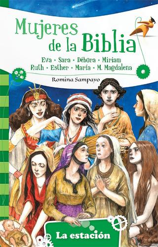 Imagen 1 de 1 de Mujeres De La Biblia - Estación Mandioca -