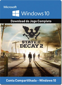 State Of Decay 2 - Windows 10 - Online - Pc