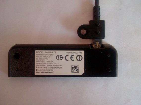 Adaptador Wireless Panasonic Original Modelo: Tc-32as600b