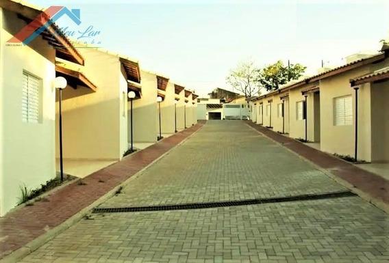 Casa A Venda No Bairro Vila Hortência Em Sorocaba - Sp. - Ca 044-1