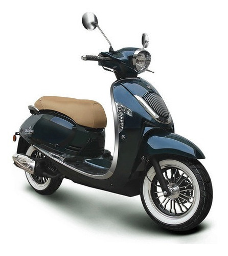 Imagen 1 de 15 de Motomel Scooter Strato Alpino 150 Motozuni M. Grande