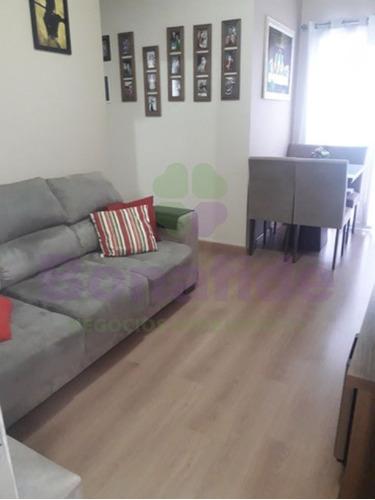 Imagem 1 de 6 de Apartamento Venda, Residencial Ricardo Albiero, Jundiaí - Ap11780 - 68700305