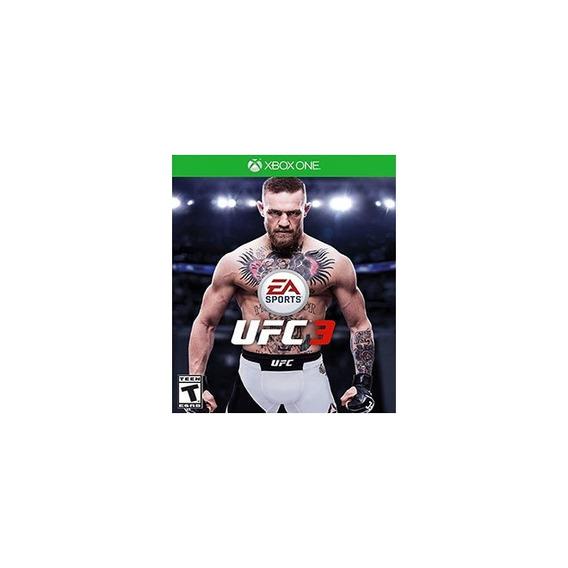 Ufc 3 - Xbox One Lacrado