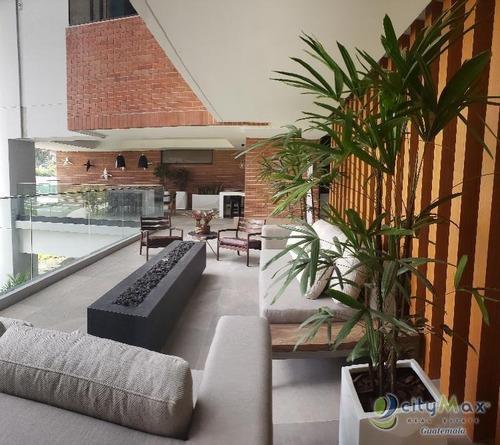 Apartamento En Venta En Zona 14 Guatemala - Pva-012-07-13-41