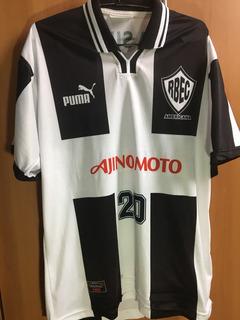 Camisa Rio Branco Puma Jogo Do Paulistão # 20 Da Silva