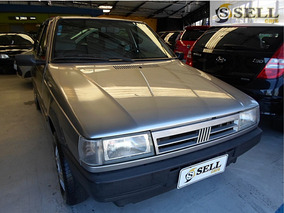 Fiat Uno Mille Ex 1998 4p Cinza