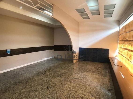 Casa Para Alugar, 220 M² Por R$ 5.500,00/mês - Centro - Campinas/sp - Ca12158