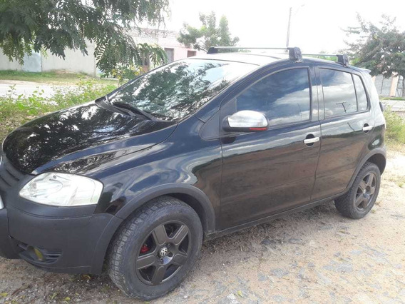 Volkswagen Crossfox 2005 1.6 Total Flex 5p