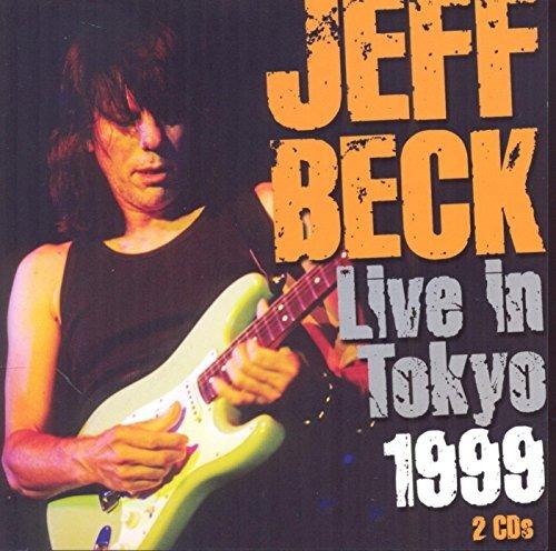 Cd : Jeff Beck - Live In Tokyo 1999 (cd)