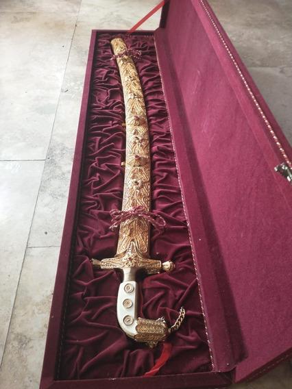 Espada Árabe Antigua Pieza Única