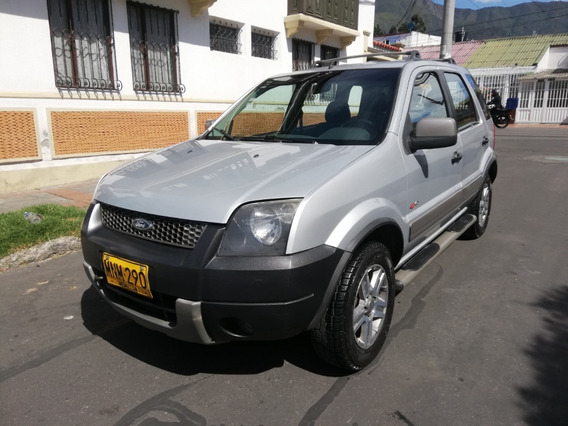 Ford Ecosport 4x4 Mecánica 2007