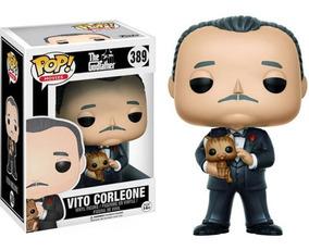 Funko Pop! Movies: The Godfather - Vito Corleone #389