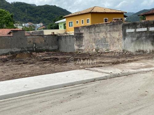 Terreno À Venda, 180 M² Por R$ 250.000,00 - Santo Antônio - Niterói/rj - Te0127