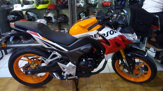Honda Cb 190 R Repsol 0km