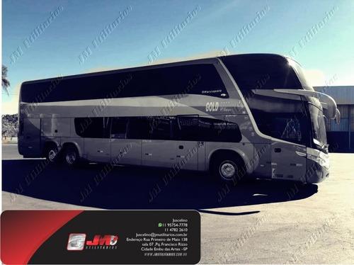 Imagem 1 de 13 de Paradiso 1800 Dd G7 Ano 2017 Scania K360 60 Lug Jm Cod.378