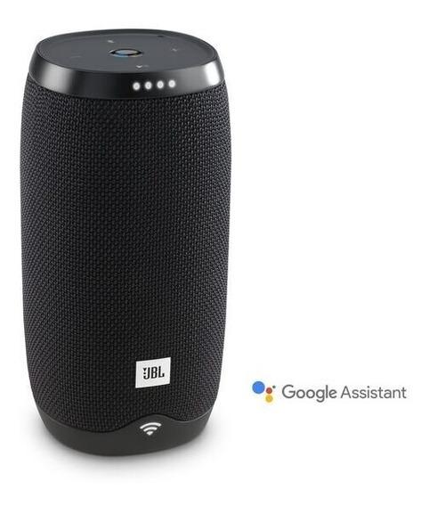 Caixa Jbl Link10 Original Home Bluetooth 24 Bits/96khz + Nf