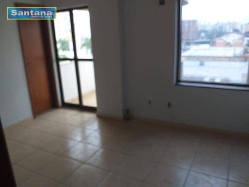 Apartamento Com 2 Dormitórios À Venda, 58 M² Por R$ 160.000,00 - Centro - Caldas Novas/go - Ap0586