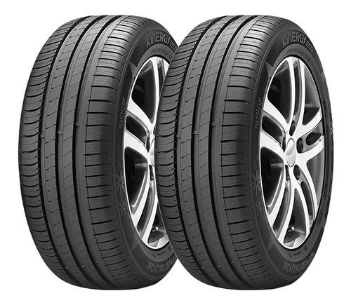 Imagen 1 de 6 de Kit X2 Neumático Hankook 165 60 R14 75h Kinergy Eco K425