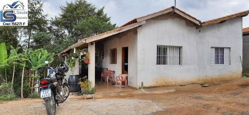 Chácara Simples Com 450 M² Localizada Em Pinhalzinho, Interior De São Paulo; - 761 - 34064695