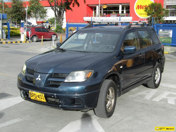 Mitsubishi Outlander At 2400 4x4