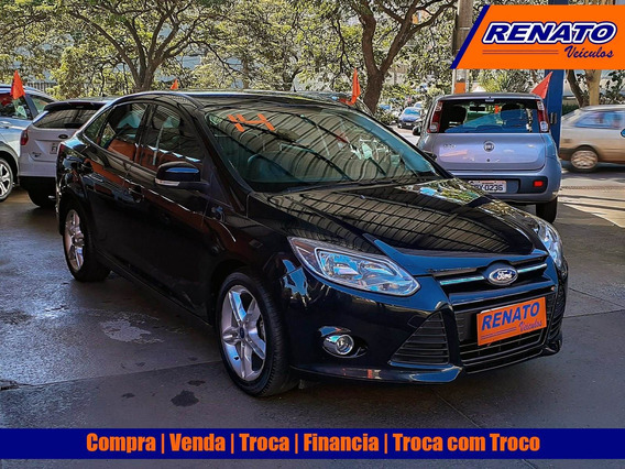 Ford Focus 2.0 Se Sedan 16v Flex 4p Powershift